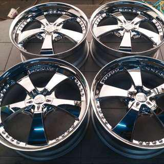 20 inch limited WORK brand Japan LS1p5