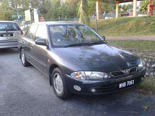 wira 1.5 auto injections.1999