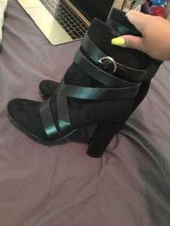 Heels! Size 8