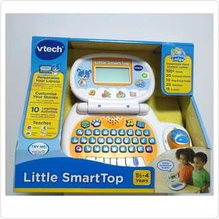 🆕英文little smart top