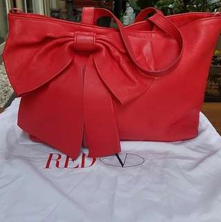 Authentic red valentino