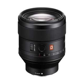 New Sony FE 85mm F1.4 GM Lens