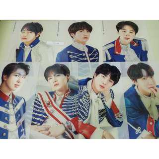 [WTS]BTS 5th Army Kit Clear Photo