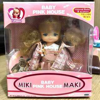 Licca麗佳 迷你Maki娃娃