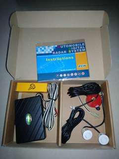 清貨 - 後波泊車感應器 - Reverse Sensor