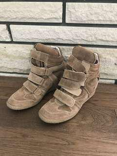 Isabel marant inspired sneakers