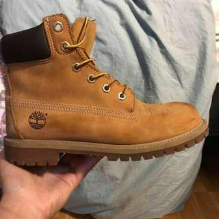 Timberland boots, size 7.5