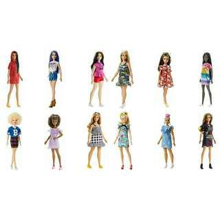 [Allsets] Barbie Fashionista 2018 Doll