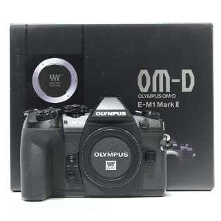 Olympus OM-D E-M1 Mark II Body Only