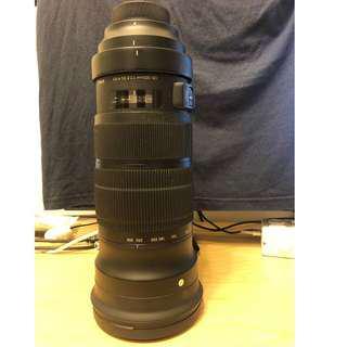 Sigma 120-300mm f/2.8 DG OS HSM for Nikon