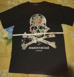 MASTERMIND JAPAN FLORAL SKULL (Very good condition)