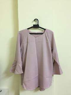 RM20 Pink Blouse