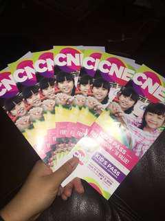 Cne tickets