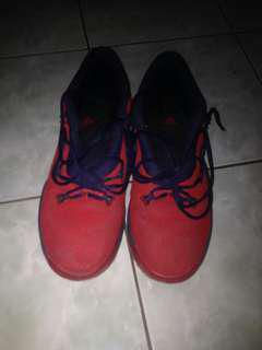 Basketball Shoes for Men Adidas Crazy Fire 2k only