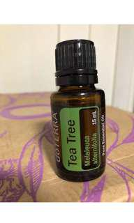Tea tree Melaluca Doterra 100% Pure Essential Oil