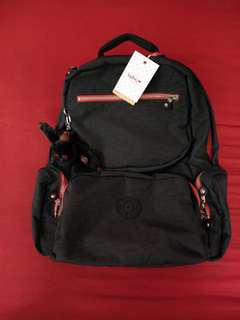 Authentic Kipling Kangra Backpack