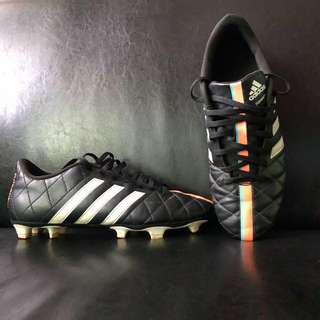 B&W Adidas Football shoes/cleats/spikes