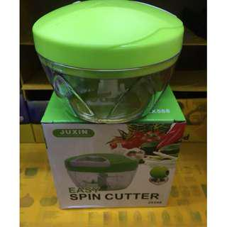 Easy spin cutter
