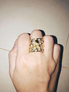 Blink Ring Gold