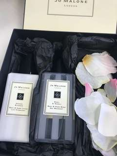 🈹️Jo Malone Set body and hand cream wash