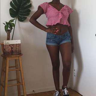 Hollister Denim Shorts