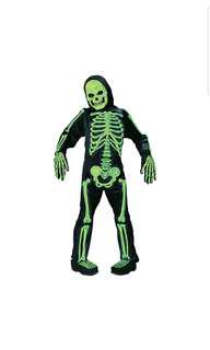 🚚 Skelebones Costume - Large