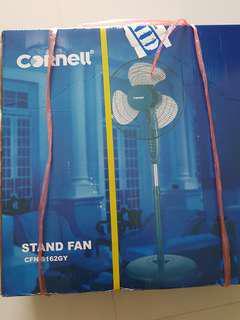 Cornell 16 inch standfan bnib