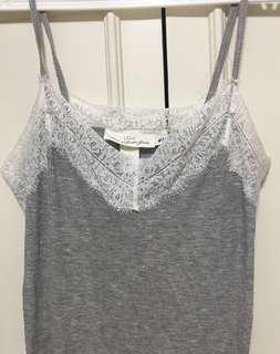 H&M lace cami