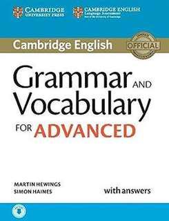 Cambridge Grammar Book