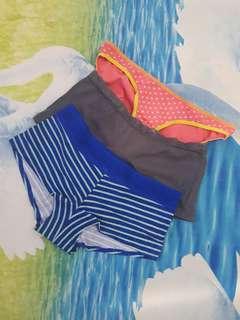 VICTORIA'S SECRET 3 Panties (Size S)