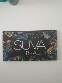 Suva Beauty Neutral Necessity Palette