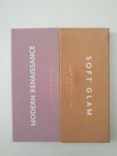 Modern Renaissance & (Soft Glam = Reserved)
