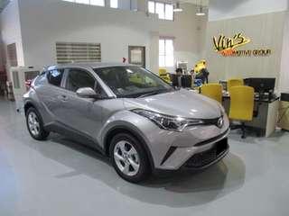 Toyota C-HR 1.2L ST