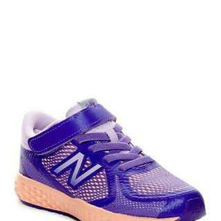 Sepatu NB 720V4 Girls Running Original Ungu