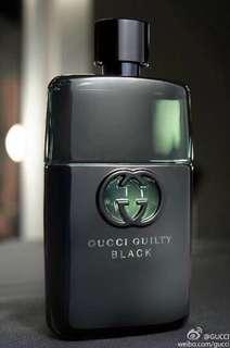 Gucci Guilty Black Pour Homme男士淡香水 90ml簡裝
