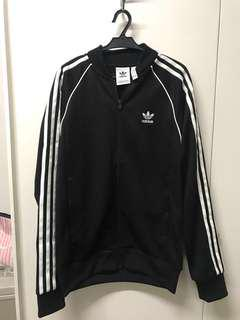 adidas Originals SST Track Jacket (Black)