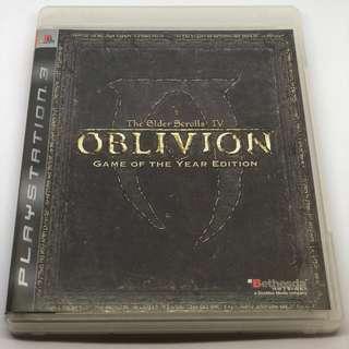 [包郵] The Older Scrolls 4 Oblivion (Free Postage)