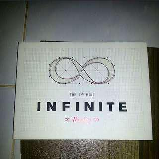[Pre-loved] INFINITE - Reality (Normal Version)