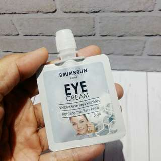 Brunbrun Eye Cream