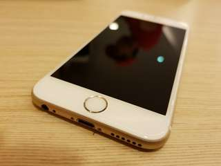 iPhone 6S 16GB GOLD NTC Globe locked complete accessories