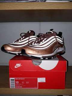US10 Air Max 97 Bronze Desert Dust