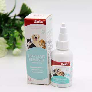 Bioline pet tear stain remover