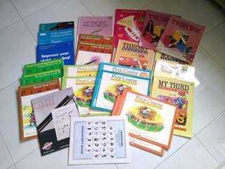 Piano Music Books From Christofori Music School