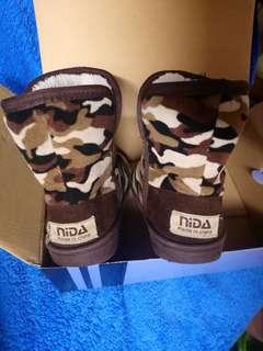型格🆒高筒優質 boot 保暖鞋
