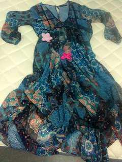 ISHKA Maxi Dress 💟