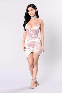 Starlet Fashion Nova Dress