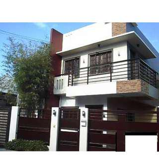 corner House and Lot in North Olympus Subdivision Zabarte Road Caloocan City