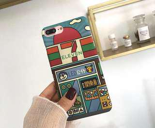 [Imported] 7Eleven Japan Iphone 7/ Iphone 8 Case
