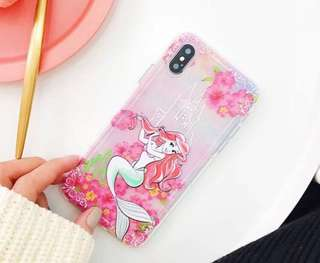 [Imported] Disney Ariel Iphone 7 or Iphone 8 Phone Case
