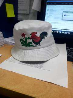 Topi mangkok #kamengski